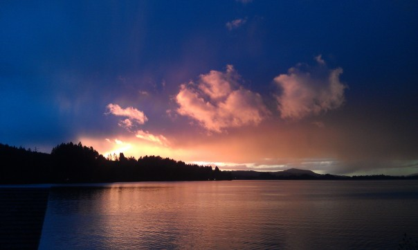 Dexter Lake March 2013